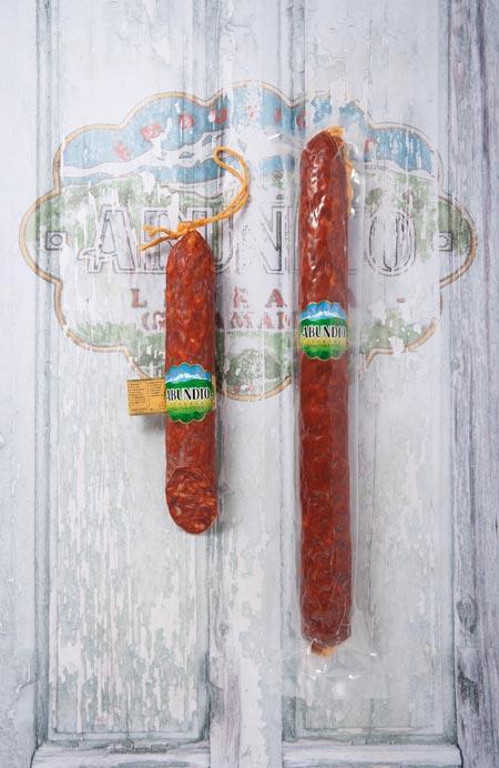 Chorizo Vela Extra Pieza Vacio