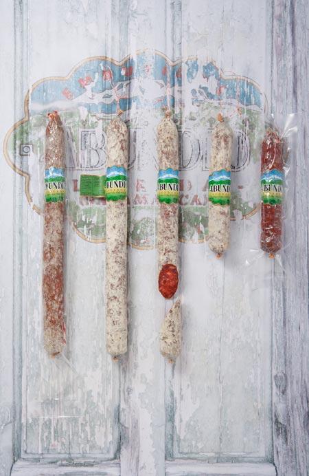 Chorizo Vela Ibérico Pieza, Pieza Vacio y Mitades