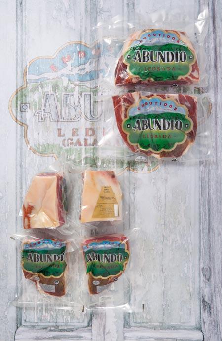 Paleta de Cerdo Blanco Mitades y Trozos