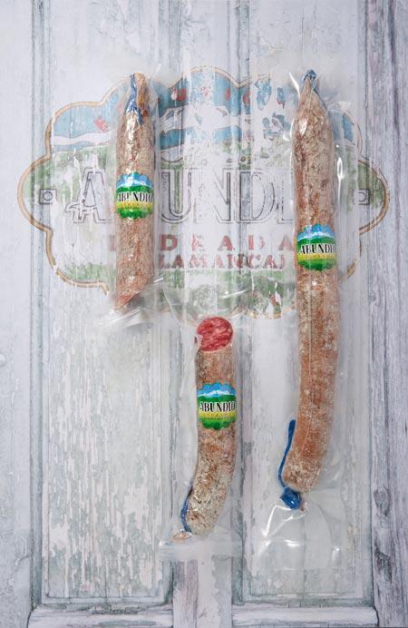 Salchichón Cular Extra Pieza Vacio y Mitades